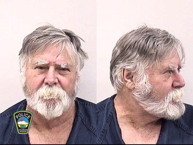 Colorado bank robber throws cash in air, shouting