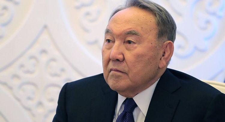 "Nursultan Nazarbayev: ""Russian people fortunate to have Putin"""