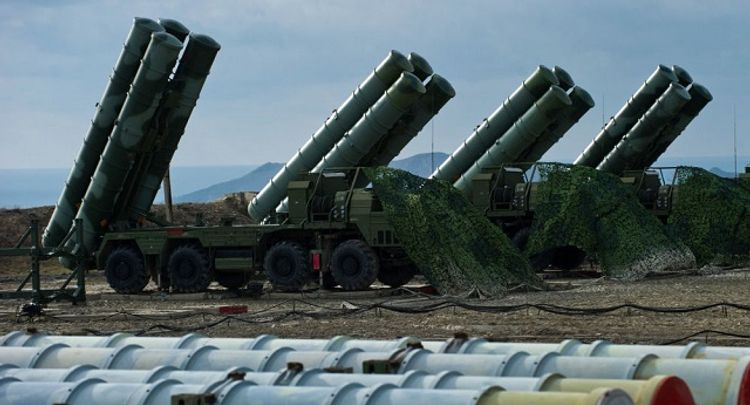 Russia developing air defense systems based on new physical principles