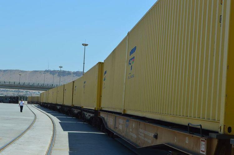 BTQ ilə konteyner daşınması 40% artıb