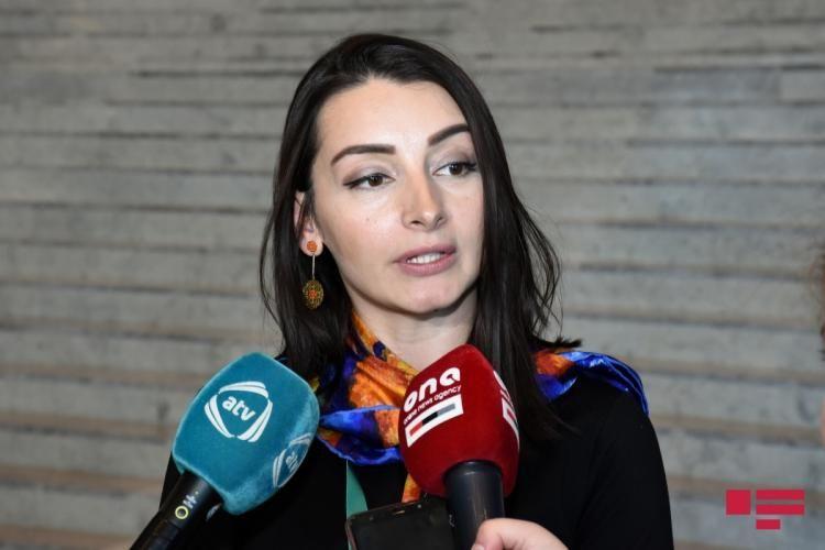 Лейла Абдуллаева прокомментировала заявление МИД Армении о якобы имевших место погромах в отношении армян в Нахчыване