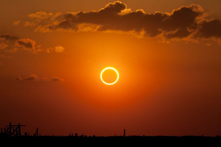 Last solar eclipse of 2019 and decade happens - Live Stream