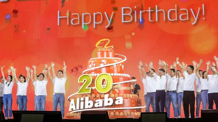 Alibaba becomes most valuable Asian company as market cap tops $500 bn