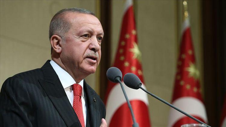 "Erdogan: ""Turkey invited by Libya's legitimate administration"""