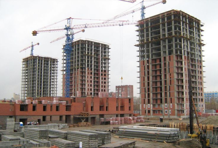 В Азербайджане инвестиции в строительство жилых домов выросли более чем на 12%