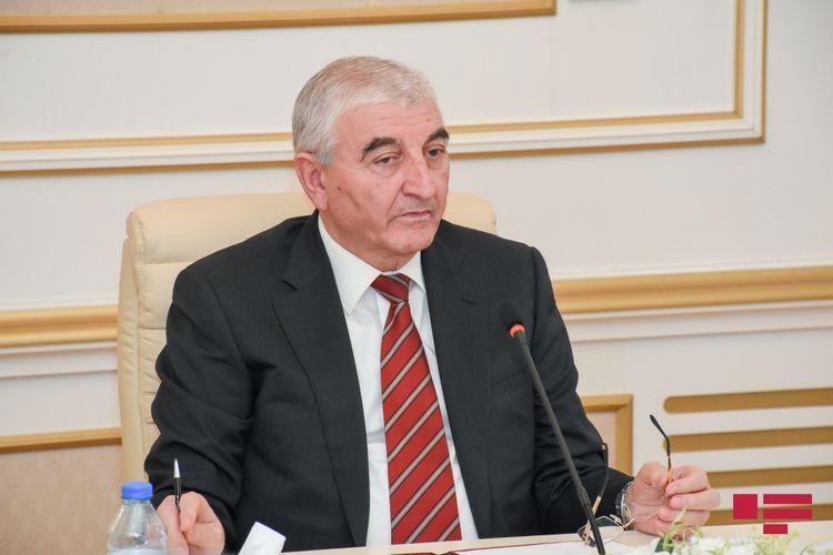 Мазахир Панахов: На 15156 мест в муниципалитетах избраны 15154 человека