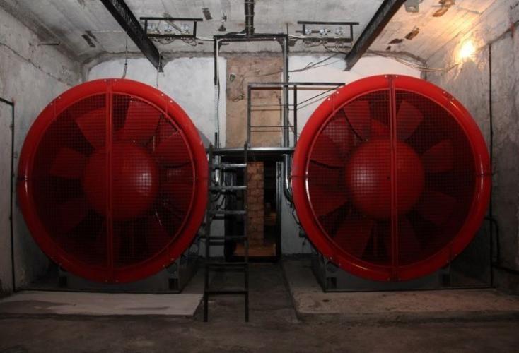 """""""Bakı Metropoliteni"""" 16 yeni ventilyator alacaq"""