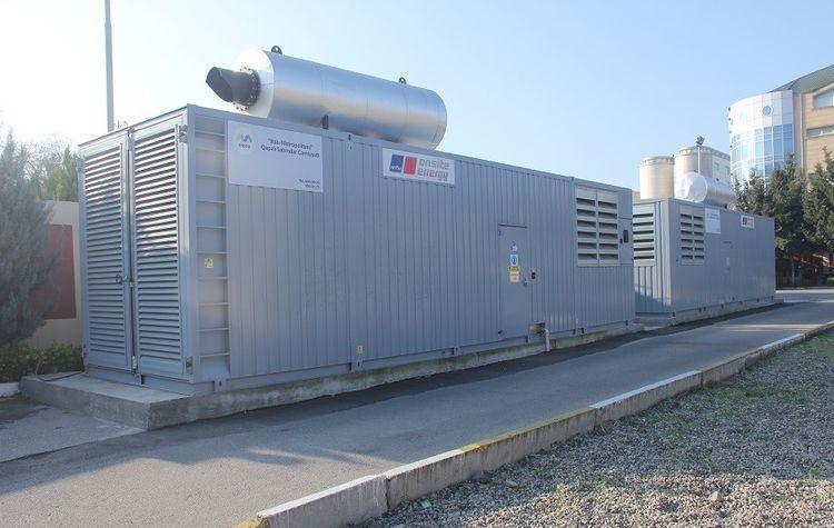 Bakı metrosunun Bənövşəyi xətti alternativ enerji mənbəyi ilə təmin olunacaq
