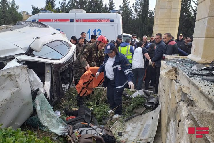 People, died as a result of Shirvan traffic accident, identified - <span class='red_color'>PHOTO</span> - <span class='red_color'>VIDEO</span> - <span class='red_color'>UPDATED</span>