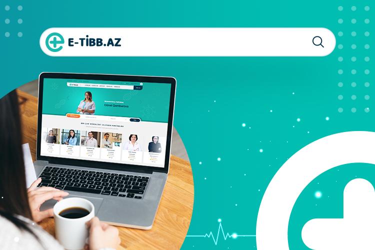 Проходит год с начала работы e-tibb.az