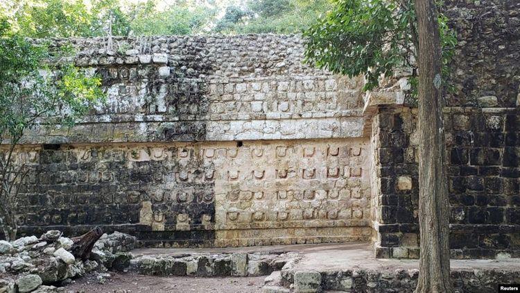 Qədim mayalılara aid yeni saray tapılıb