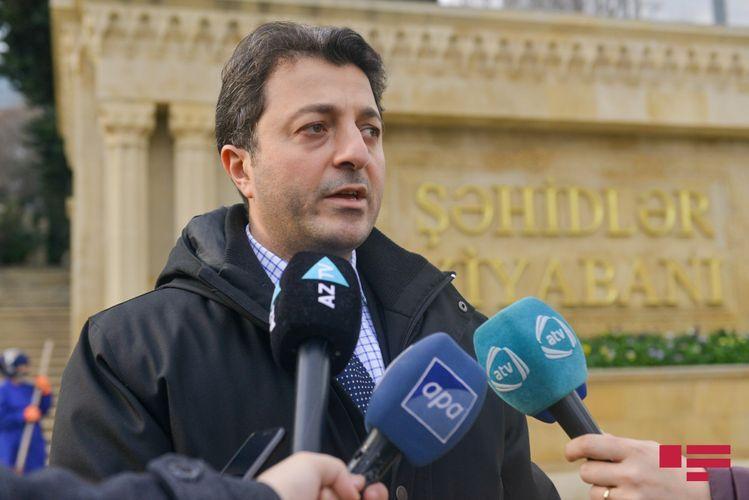 Турал Гянджалиев: Мы за то, чтобы пленные были переданы Азербайджану