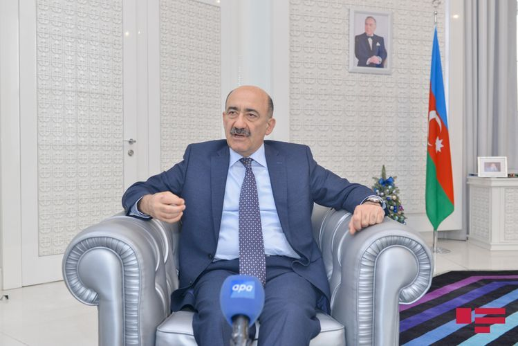 """Abulfas Garayev: """"Unfortunately, some experts who unaware of this issue in detail succumbed to the Armenia's ballyhoo"""""""