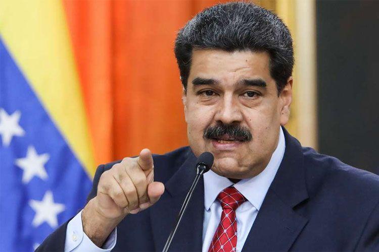 Nikolas Maduro Kolumbiya prezidentini Venesuelanın düşməni adlandırıb