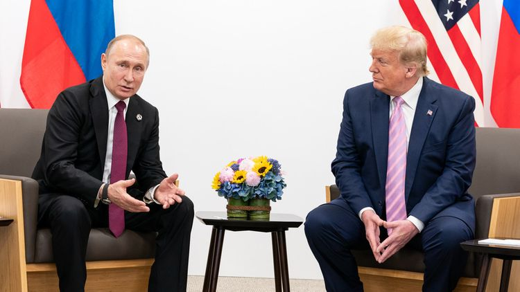 Putin thanks Trump for information that helped prevent acts of terrorism in Russia in phone call