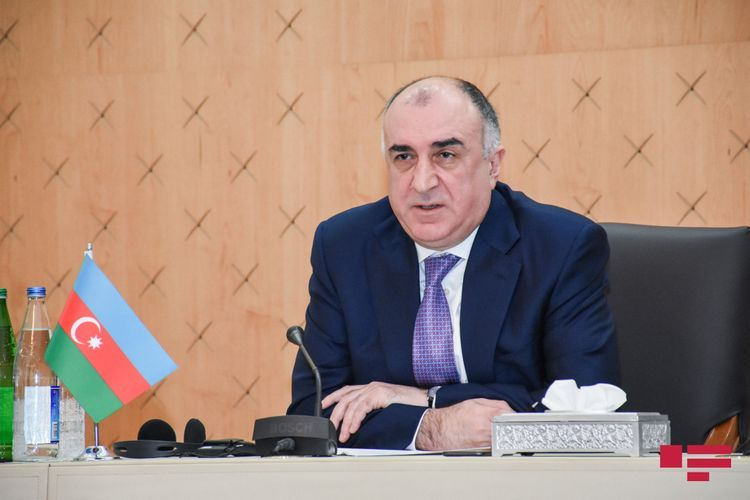 Azerbaijani FM answers media questions following the results of 2019