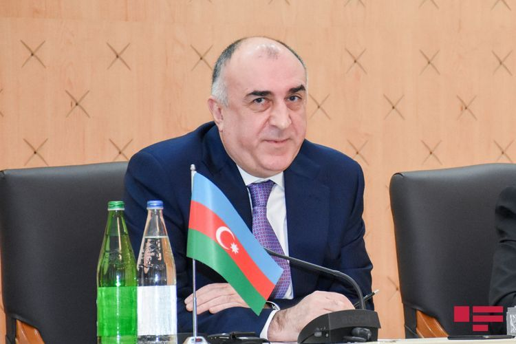 """Azerbaijan does not think in terms of choice on the basis of the """"either-or"""" principle, Elmar Mammadyarov says"""