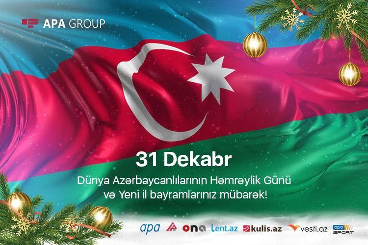 Dünya azərbaycanlıları həmrəylik günü qeyd edir