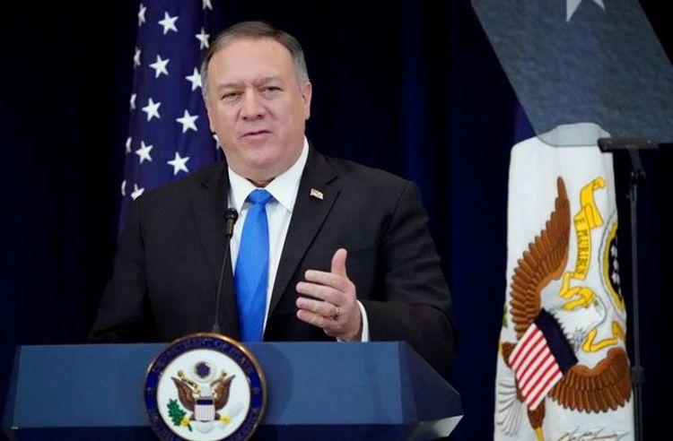 U.S. Secretary of State Pompeo to visit Ukraine in new year