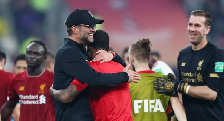 Liverpool FC named best team of 2019 by International Sports Press Association