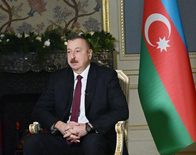 Президент: Историческая справедливость и международное право говорят о том, что Нагорный Карабах - это неотъемлемая часть Азербайджана