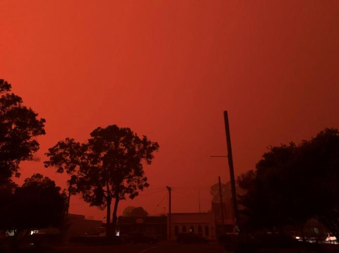 Three people feared dead in Australian bushfires: authorities