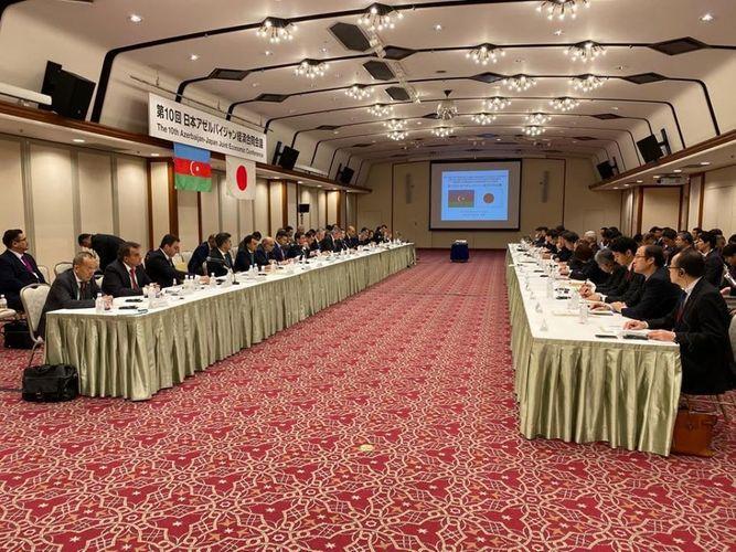 Azərbaycan dəmiryolçuları Yaponiyanın biznes dairələrinin nümayəndələri ilə danışıqlar aparıb