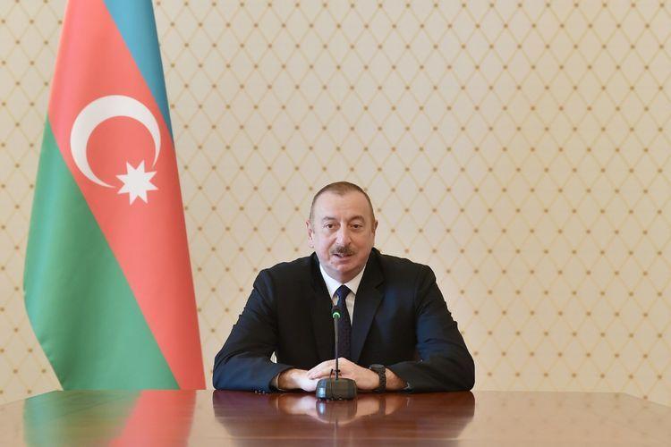 Председатель Центрального духовного управления мусульман РФ выразил благодарность президенту Ильхаму Алиеву