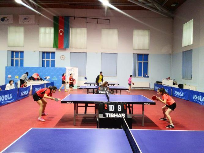 Stolüstü tennis üzrə Azərbaycan Kubokunun qalibləri elan olunub - FOTO
