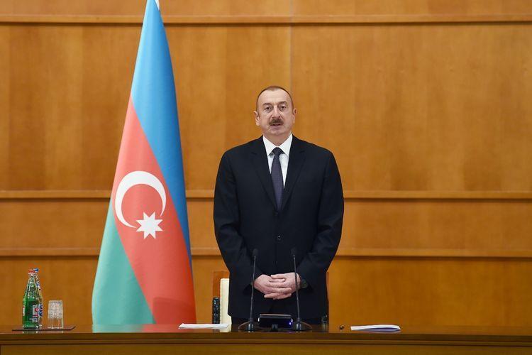 Special representative of UN Secretary General sends letter of gratitude to Azerbaijani President