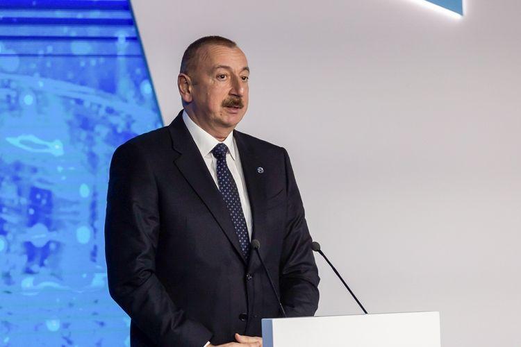 Rusiya Müftilər Şurasının sədri Prezident İlham Əliyevə təşəkkür edib