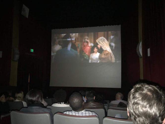 В рамках Европейского кинофестиваля в Эфиопии был показан фильм «Али и Нино»