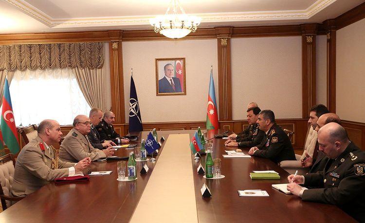 Стюарт Пич: НАТО поддерживает территориальную целостность и суверенитет Азербайджана
