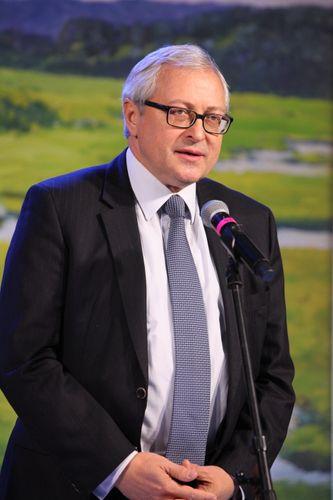 Moskvada Polad Bülbüloğlunun təşəbbüsü ilə xarici diplomatlar üçün qəbul keçirilib