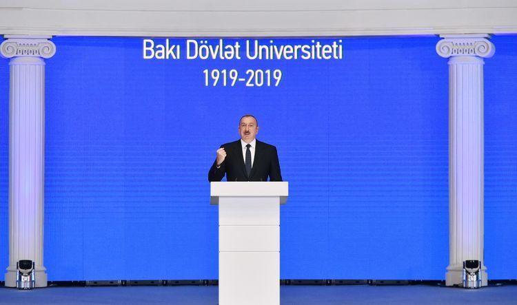 Президент Ильхам Алиев: Власть в Армении может поменяться, но фашистская сущность этой страны – не меняется