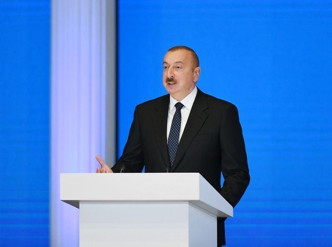 Президент: Воспитательная работа в Азербайджане должна подняться на новый уровень, мы должны пересмотреть идеологическую работу
