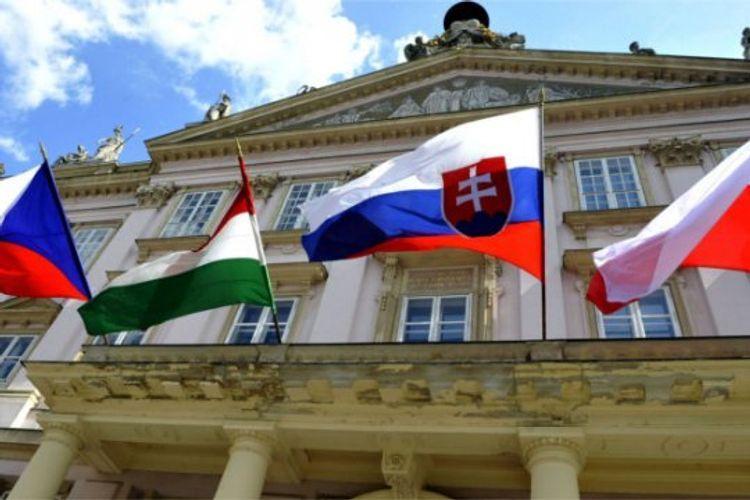 В Азербайджане находится с визитом делегация министерств иностранных дел стран «Вишеградской группы»