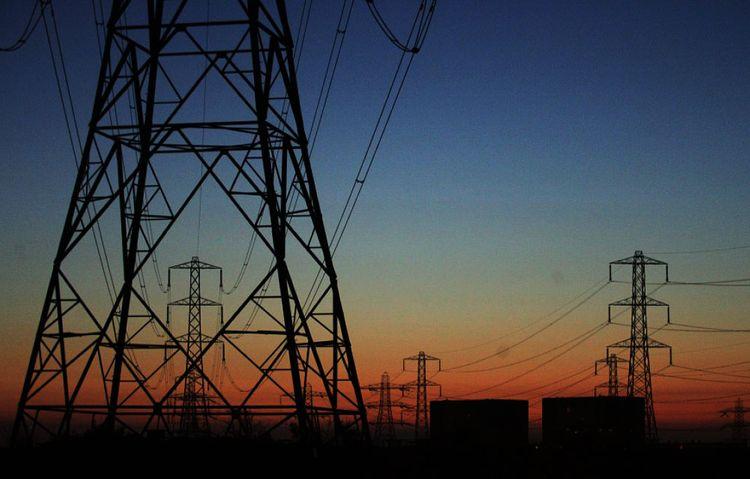 Kiyevin mərkəzində elektrik enerjisi kəsilib