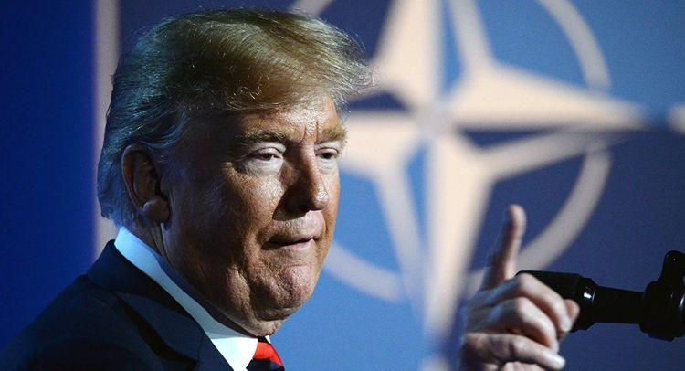 Trump Administration to cut US financial contribution to NATO