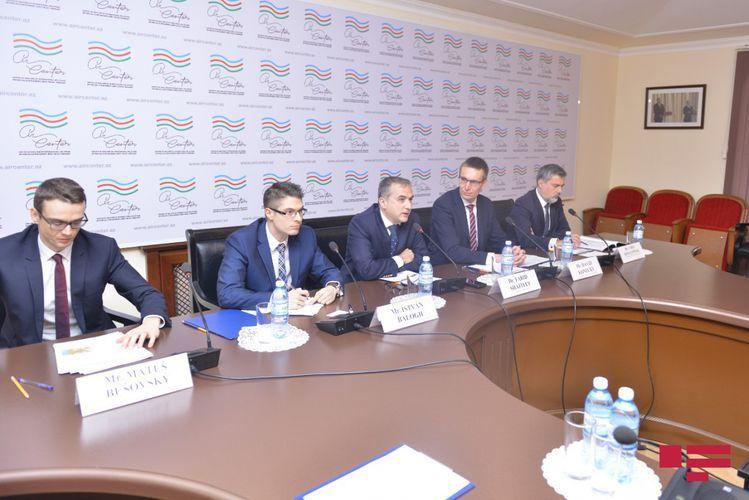 Вишеградская группа: Азербайджан имеет важное стратегическое значение для ЕС