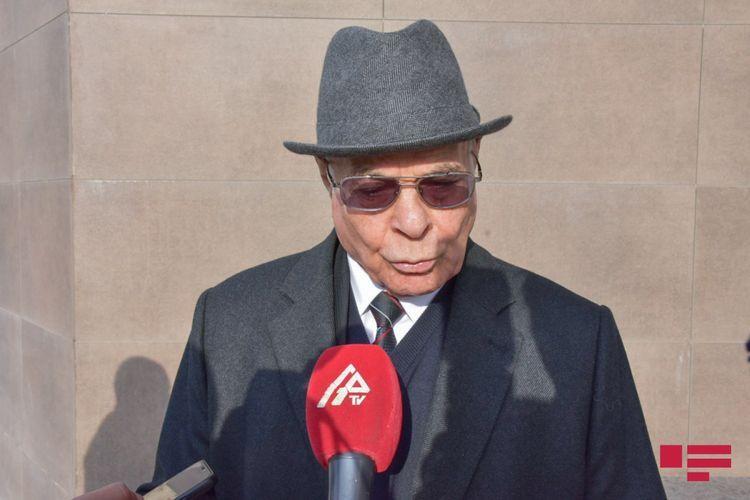 Агаджан Абиев: Я не буду кандидатом на внеочередных парламентских выборах