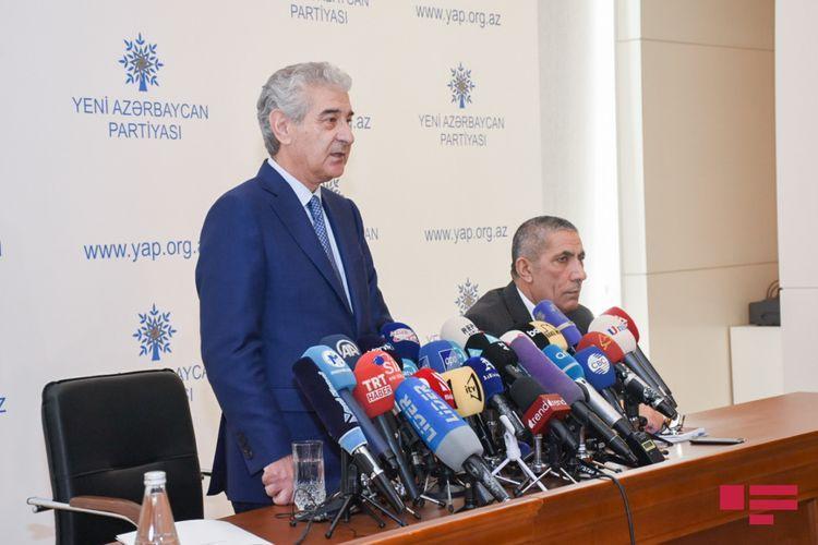 Али Ахмедов: Члены ПЕА считают, что реформы не должны оставаться вне сферы законодательной власти