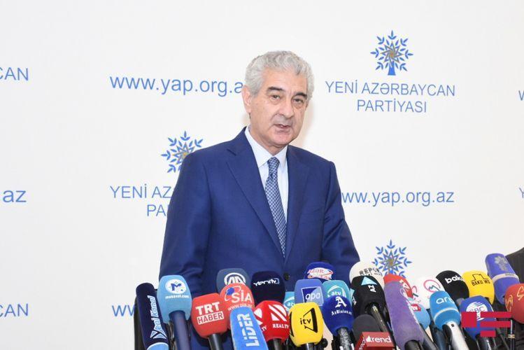 Али Ахмедов внес ясность в вопрос проведения внеочередного съезда ПЕА