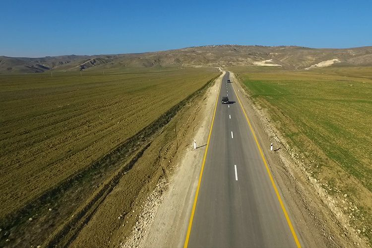 AZN 11.1 million allocated for the construction of the Baku-Shamakhi-Yevlakh road