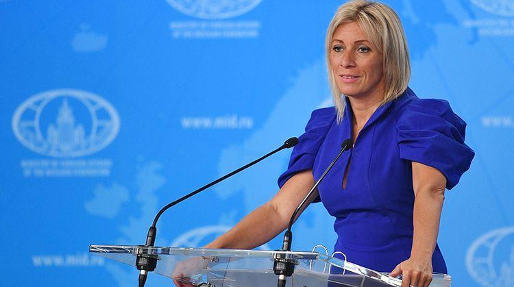 Захарова: Сопредседатели в Братиславе проведут консультации по карабахскому конфликту