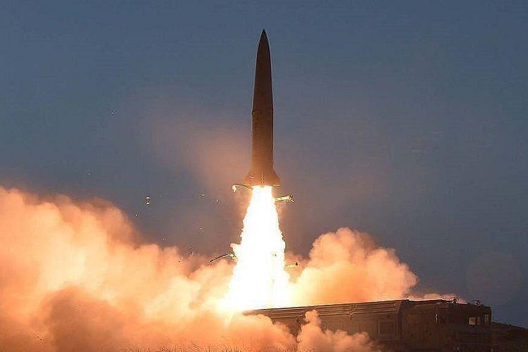 Şimali Koreya böyükkalibrli raket qurğusunu sınaqdan keçirib