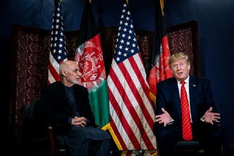 """Tramp: """"Taliban"""" ABŞ-la sülh razılığı əldə etmək istəyir"""""""