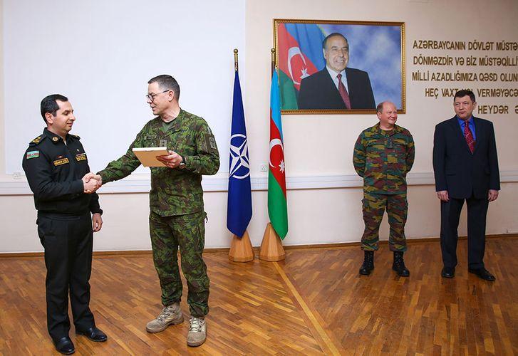 NATO training courses held in Baku