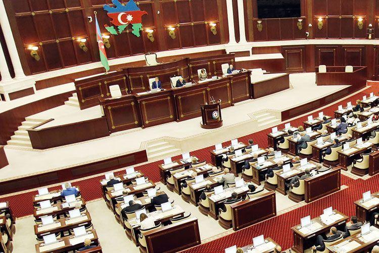 Обращение в связи с роспуском парламента будет рассмотрено на специальном заседании Милли Меджлиса 2 декабря