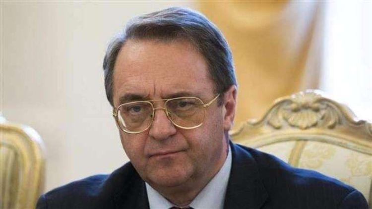 Russian Deputy FM: US military presence at Syria